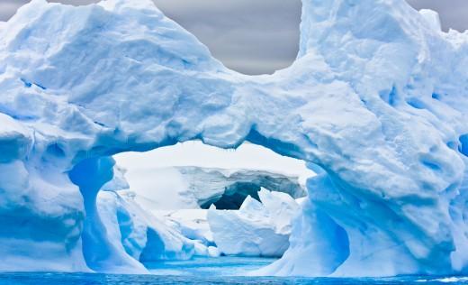 Endless Polar landscapes
