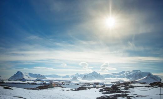 Explore the Antarctic wilderness