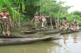 Remote Tribes of the Sepik Region